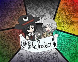 4th anniversary of the Len'en Project by NaoiIkumo