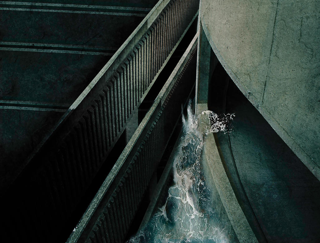 Parking Flood by samflick
