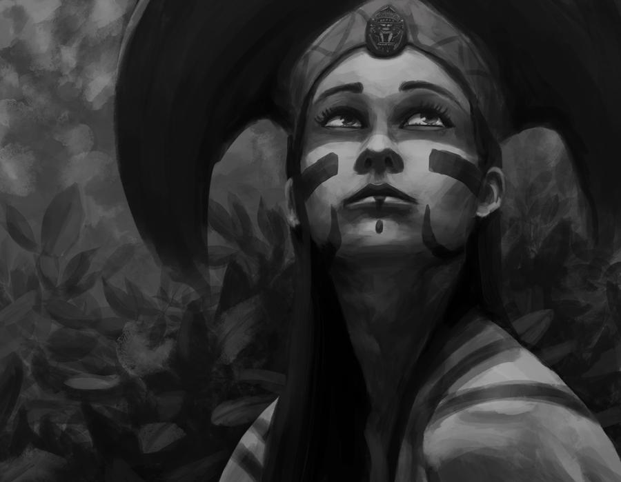 Aztec by stariander
