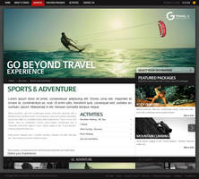 G Travel Website 4