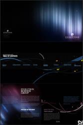 Evolution - Brochure Design by jpdguzman