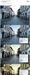 Photo Coloring Process II by jpdguzman
