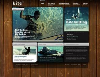 Kite Square Website Study 2 by jpdguzman
