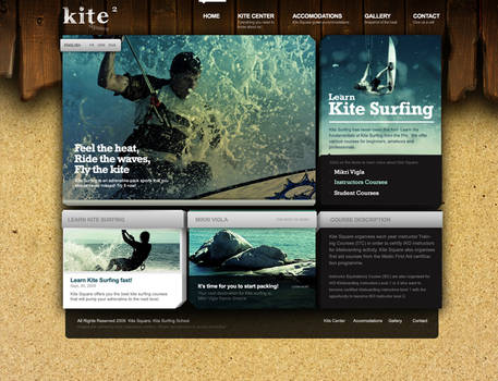 Kite Square Website Study 2a