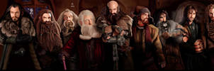 The Hobbit : Thorin Oakenshield's Company