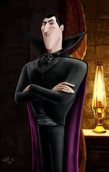 Dracula - Hotel Transylvania (Video link)