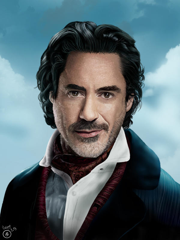 Sherlock Holmes - Robert Downey Jr. (Video Link) by ...