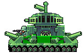 Crazy Green Earth Tank by Tankspwnu