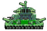 Crazy Green Earth Tank by Tankspwnu