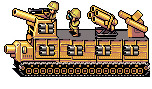Yellow Comet Ultimate Tank by Tankspwnu
