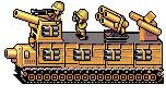 Yellow Comet Ultimate Tank by Tankspwnu