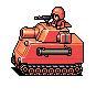Orange Star Armored Strike Tnk by Tankspwnu