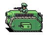 Green Earth Heavy Tank by Tankspwnu