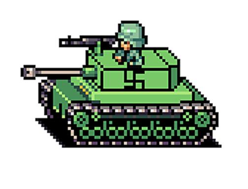Tiger tank 2 by Tankspwnu