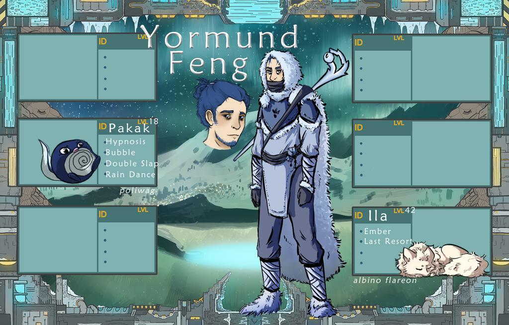 Yormund Feng [Biome] by lixelated