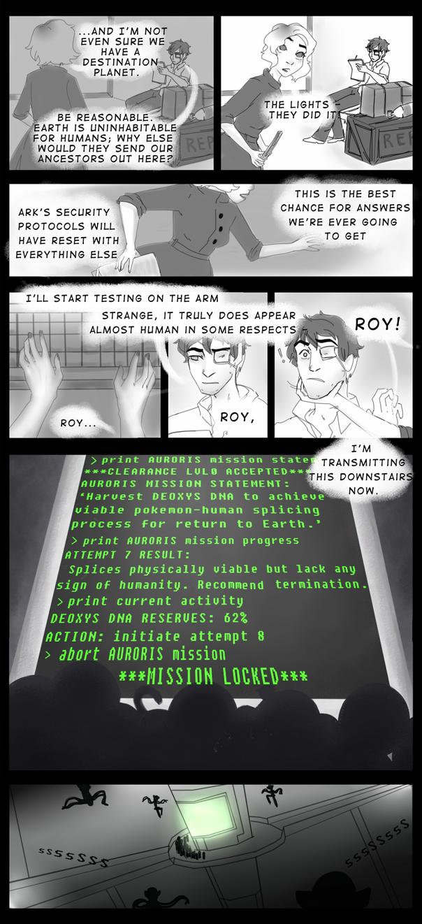 R4: Today, for Tomorrow [Mod Comic Opener] by lixelated