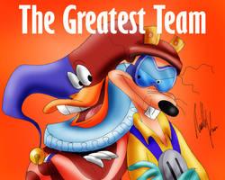 The Greatest Team by Arielle-Kasa