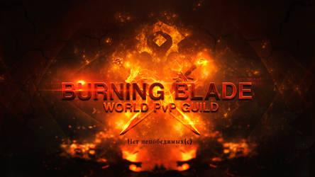 Burning Blade Art by Gvinevra38