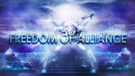 Feedom of Alliance by Gvinevra38