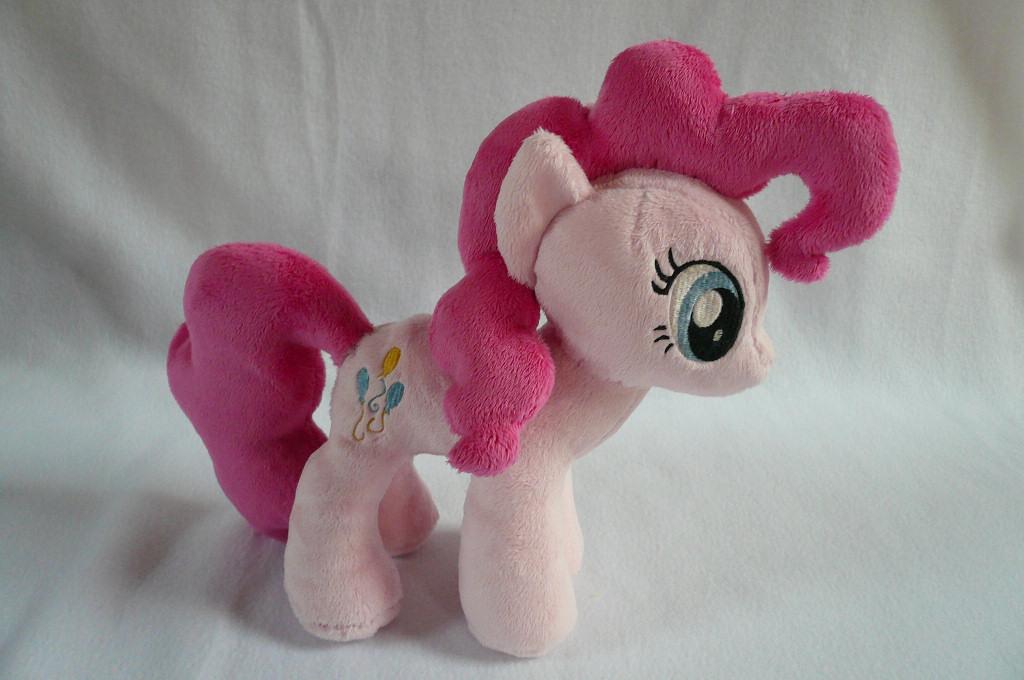 Pinkie Pie Plushie :D by navkaze