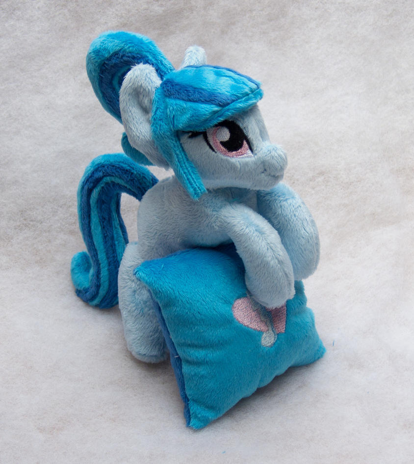Sonata Dusk - Companion Pony by navkaze