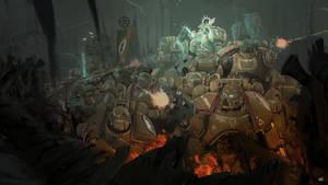 Legio Astartes - ImperialFists