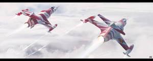 Santa's Starfighter
