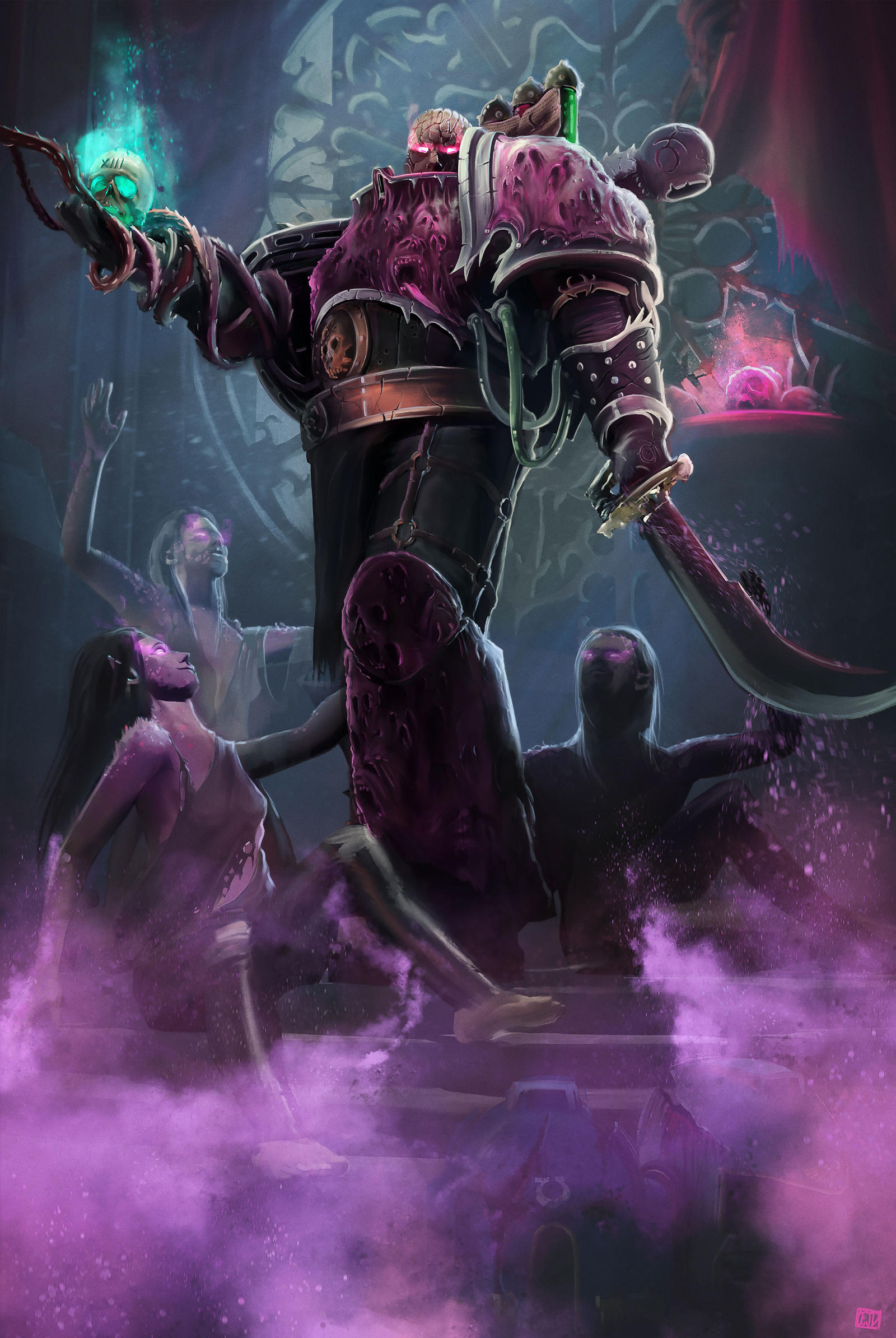 Lucius The Eternal