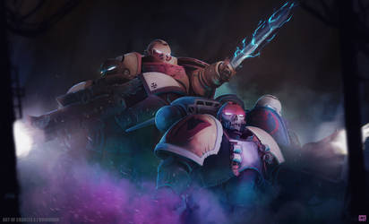 Sons of Dorn by CharlesEJD