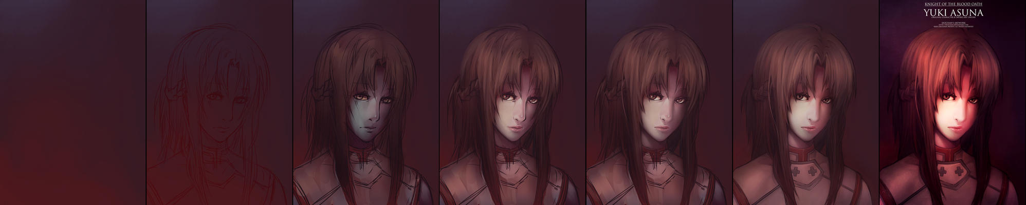 Asuna - Step by step by seochan