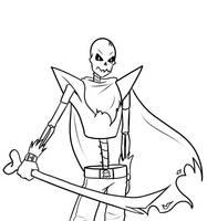 Bone Sword by Kaitogirl