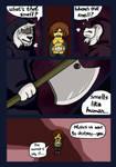 Underfell - Snowdin - 84