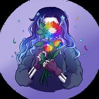 Rainbow chrysanthemum