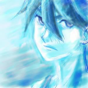 Blue Heero by Mockorange