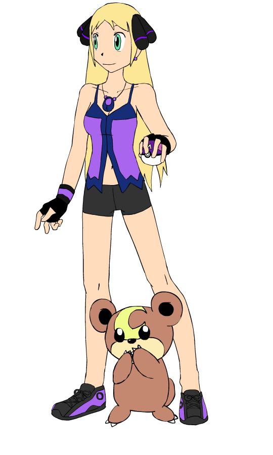 Miu in pokemon form by theprincipalityofmiu on deviantart - Pokemon miu two ...