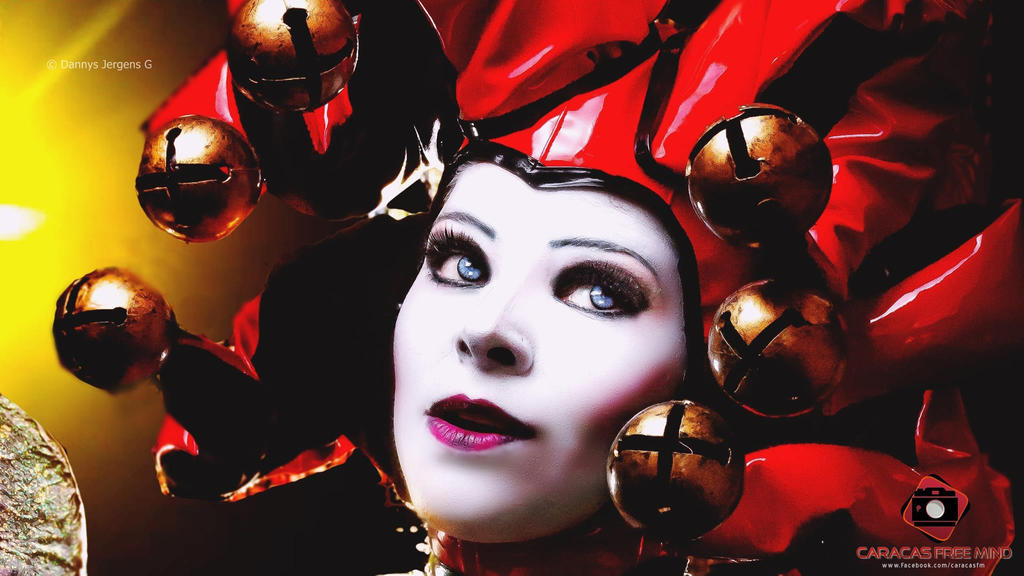 Harley Quinn Ame Comi by Gerlequine-Seigen