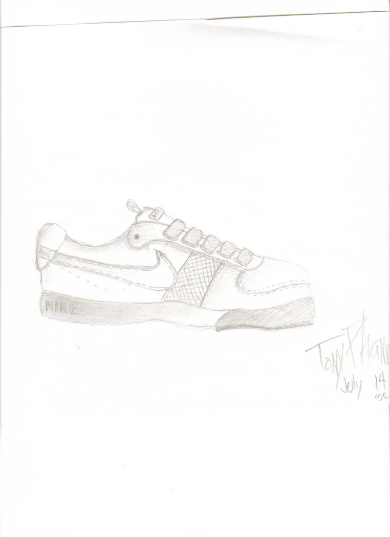 Nike Shoe Designer