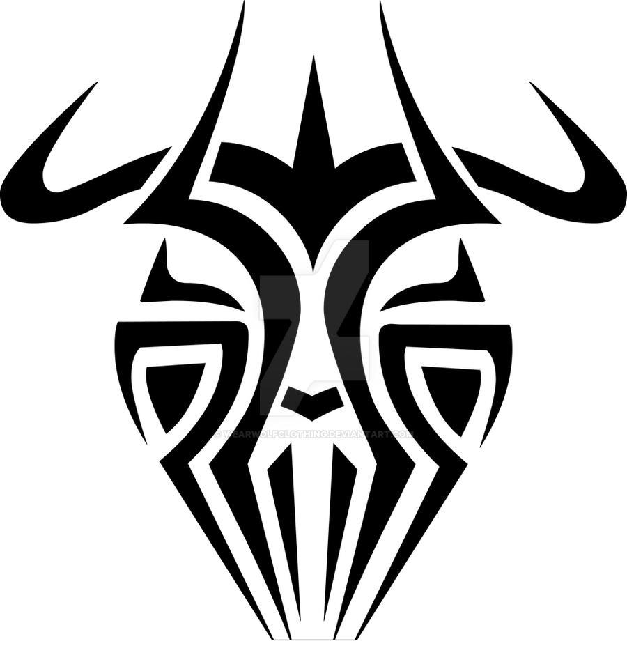 tribal mask design by wearwolfclothing on deviantart