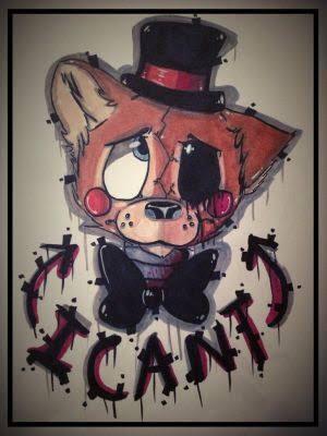 Freddy I cant by pandoraVs