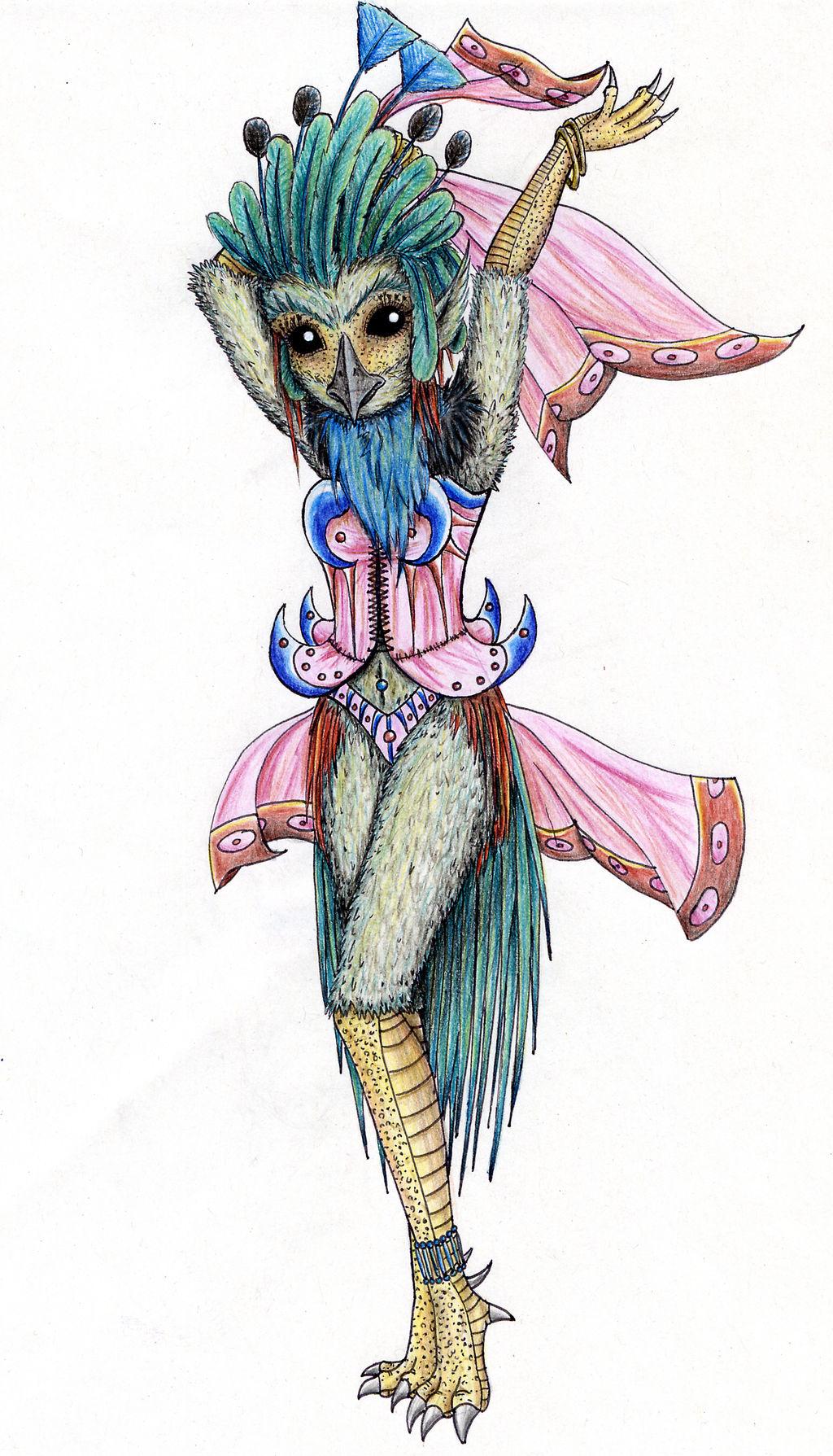 Harpy Dancer