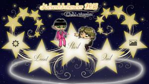 Advent Calendar 2019 Main Menu