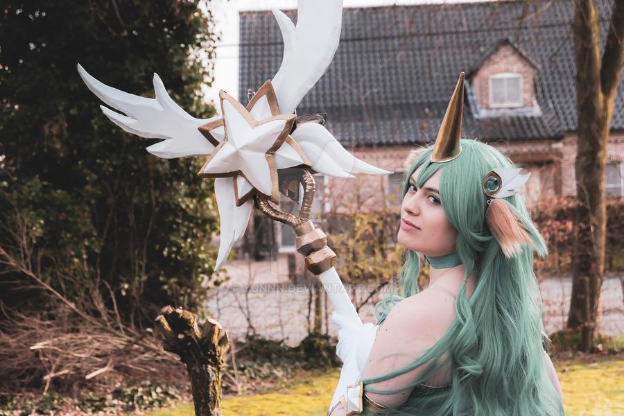 Star Guardian Soraka 6 by Yunnn