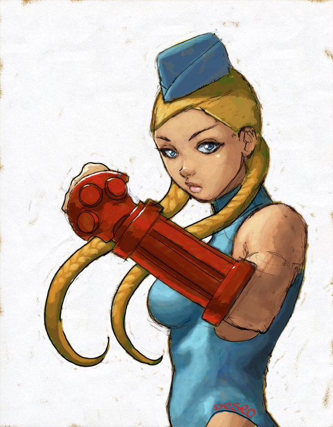 cammy by DESEO-ONE