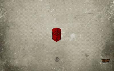 Hellboy // wallpaper