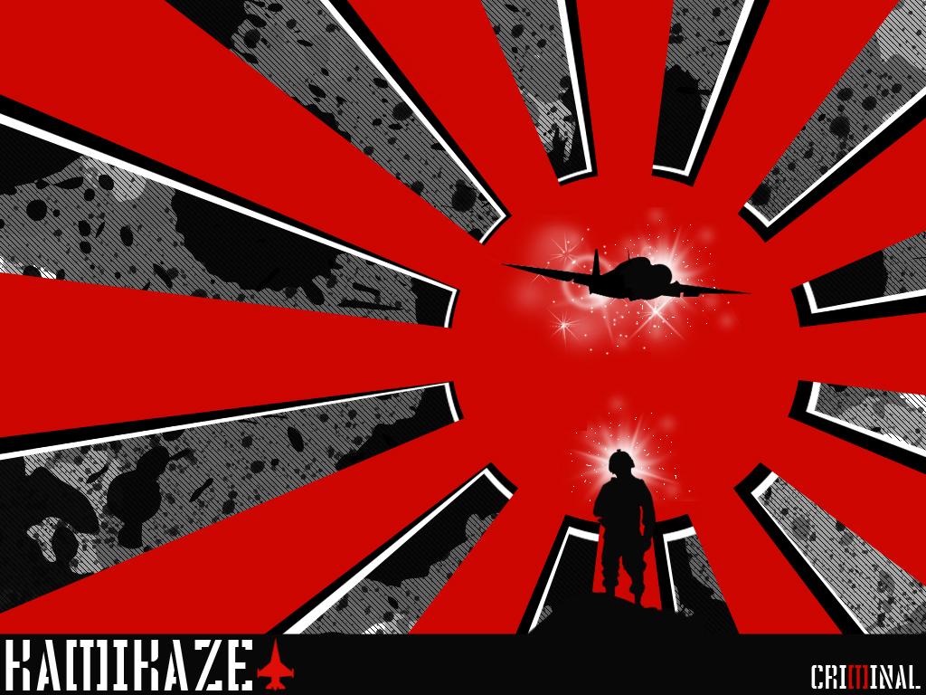 Kamikaze by CRiMiNaL1453
