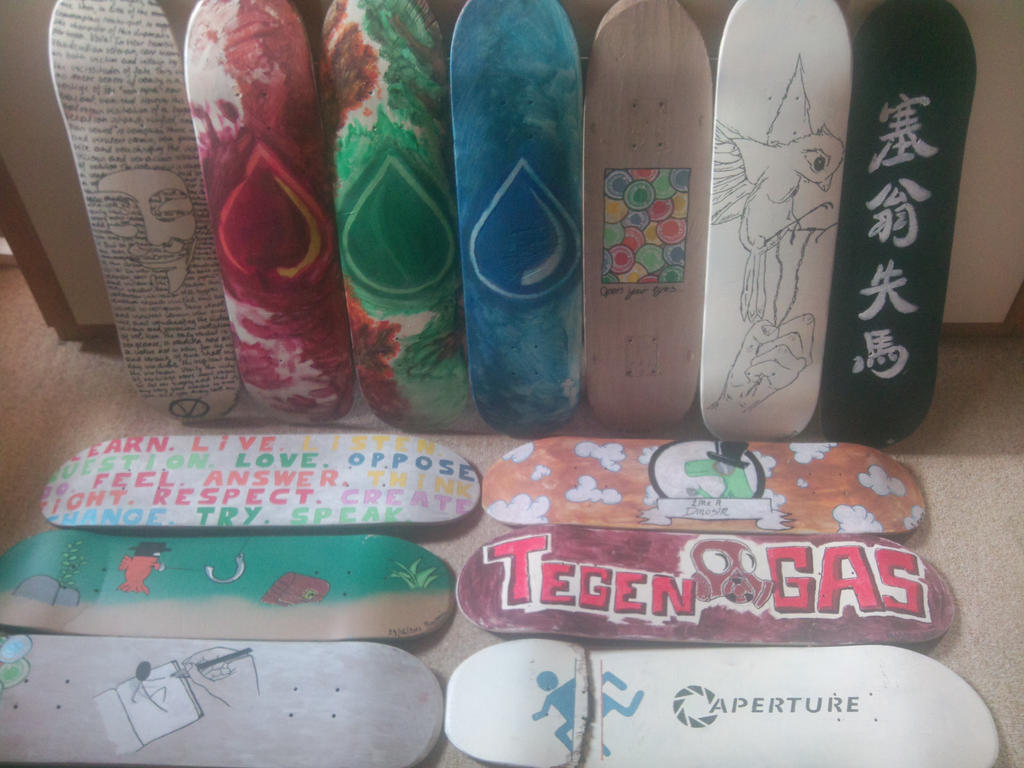Boards: Collection by Benjaminvdm
