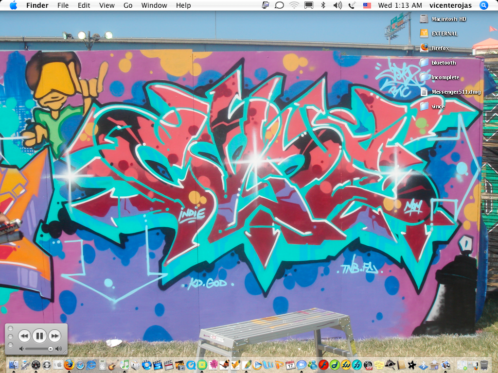 cope piece desktop by doze-ifk