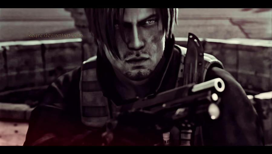 Leon In Re: Damnation - Leon Kennedy Photo (32784010) - Fanpop