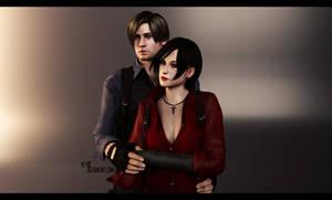 Ada and Leon