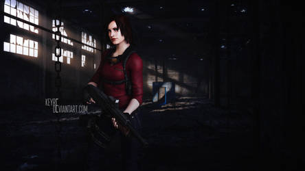 For AliceCroft | Claire Redfield: Ready to fight